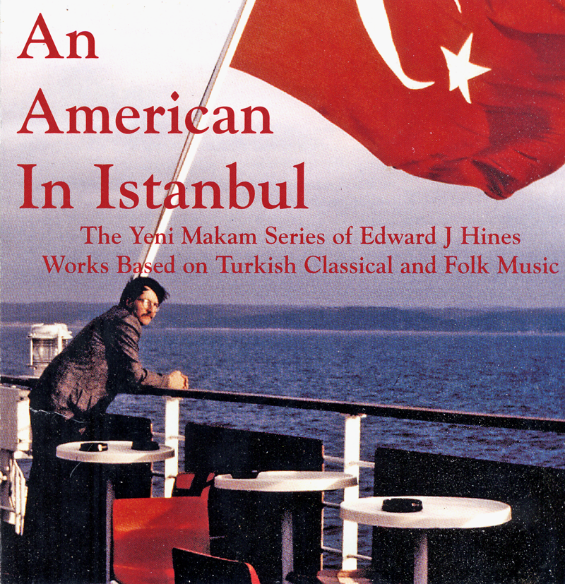 An American in Istanbul-hinesmusic.com