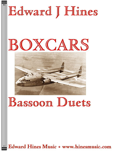 Bassoon Duets: Boxcars