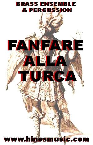 Fanfare Alla Turca-hinesmusic.com