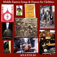 Middle Eastern Songs Dances for Children