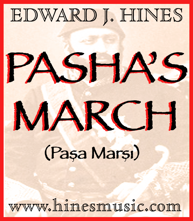 Middle Eastern Music: Pasha's March