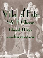 Choral Music: Villa d' Este